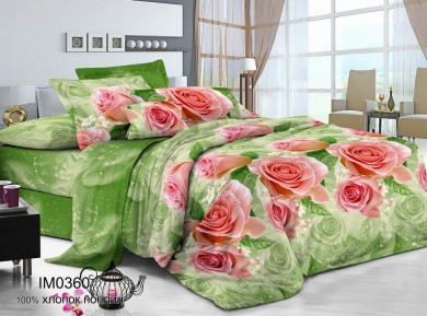 Комплект 736 чайная роза
