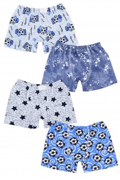 Трусы-шорты для мальчика ДТ 43 уп 10 шт